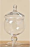 Контейнер для хранения стеклянный с крышкой, фото 3