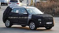 Hyundai готує семимісний кросовер Creta