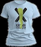Футболка мужская Karma, фото 6