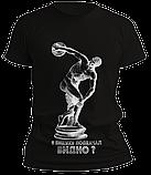 Футболка мужская Бицуха, фото 2