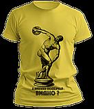 Футболка мужская Бицуха, фото 3