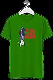 Мужская футболка Брэд Питт, фото 3