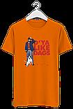 Мужская футболка Брэд Питт, фото 5