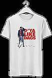 Мужская футболка Брэд Питт, фото 6
