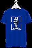 Мужская футболка THE BEST DAT, фото 3