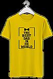Мужская футболка THE BEST DAT, фото 5