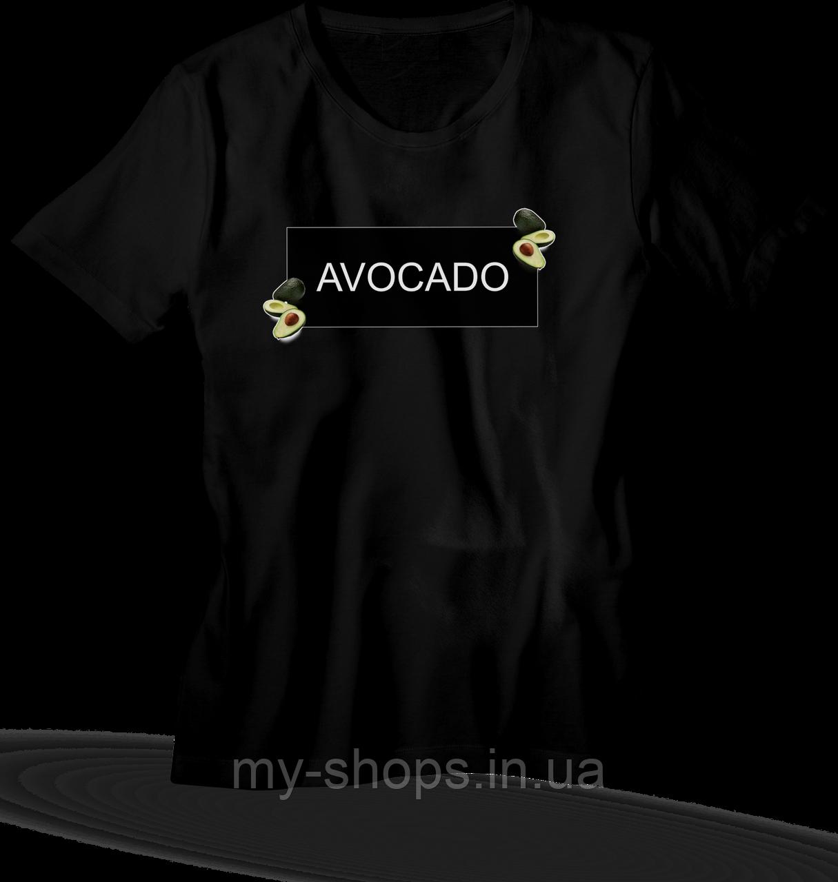 Женские футболки avocado
