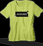Женские футболки avocado, фото 2