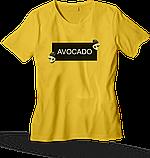 Женские футболки avocado, фото 3