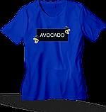 Женские футболки avocado, фото 4