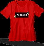 Женские футболки avocado, фото 5