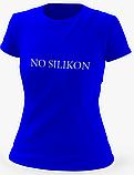 Футболки женские. NO SILIKON, фото 3