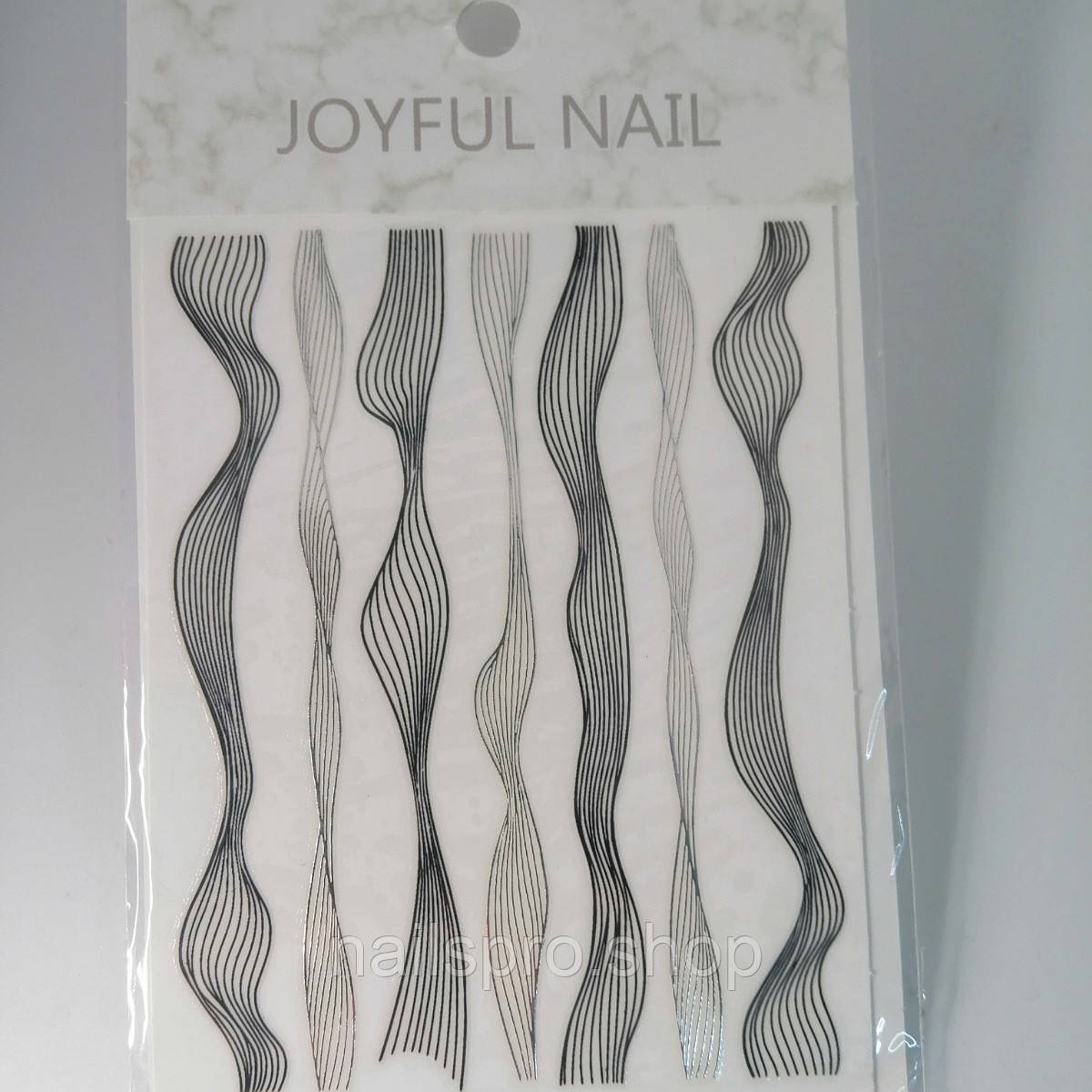 Лента 3D JoyFul Nail