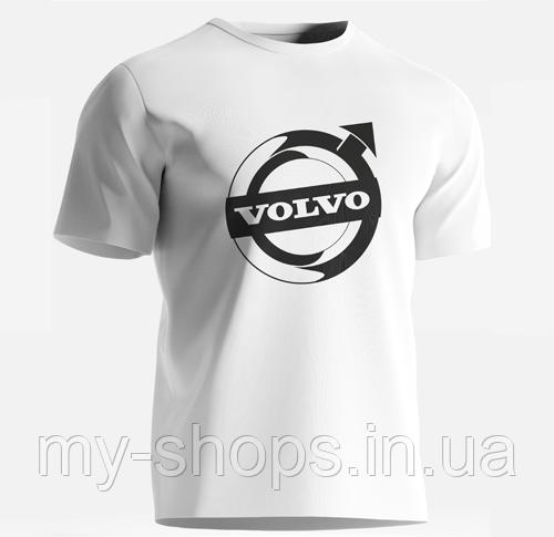Футболка мужская Volvo