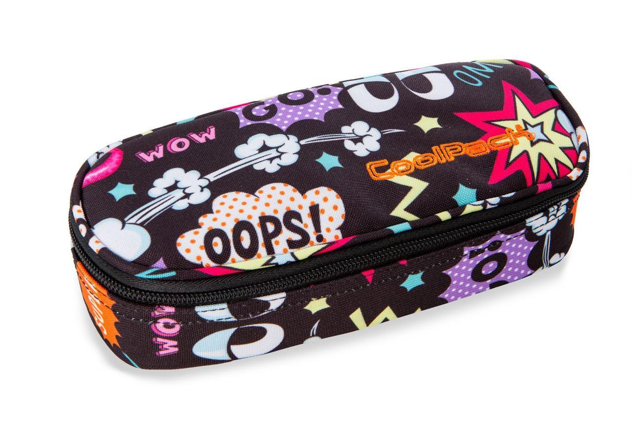 Пенал серии CAMPUS коллекции LED COMIC, CoolPack