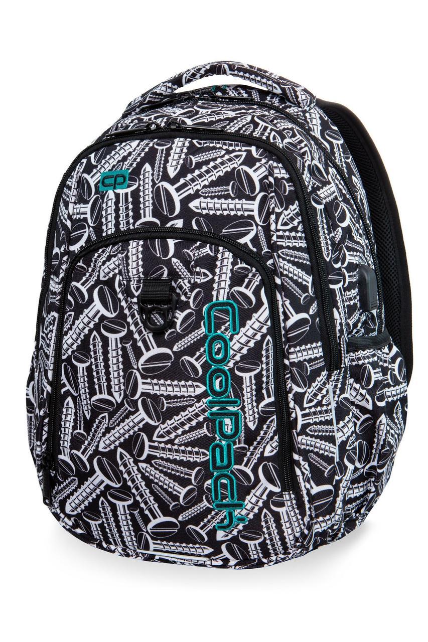 Рюкзак серии STRIKE USB коллекции SCREWS, CoolPack