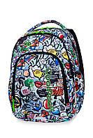 Рюкзак серии STRIKE S коллекции LED GRAFFITI, CoolPack