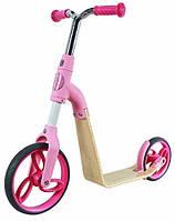 Беговел, самокат, велосипед для девочек от 2-х до 5 лет. Розовый
