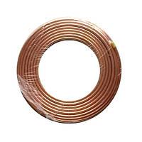Труба медная для кондиционера 1/2 R220 12,7x0,81х25000 мм БС Cu-DHP