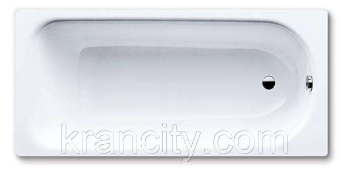 Ванна стальная Kaldewei Saniform Plus 160*70*41+НОЖКИ,Германия (Доставка по Харькову Бесплатная)