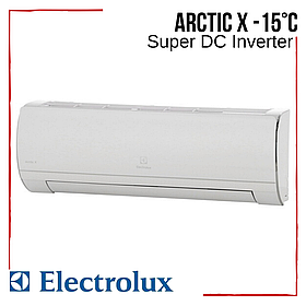 Кондиционер Electrolux EACS/I-07HAR_X/N3 Arctic X Super DC Inverter -15°С инверторный до 20 м2