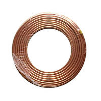 Труба медная для кондиционера 3/4 R220 19,05x0,89х45000 мм БС Cu-DHP