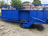 Трап-телега для перевозки свиней до 3 тонн ТТ-1С, фото 5