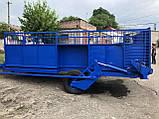 Трап-телега для перевозки свиней до 3 тонн ТТ-1С, фото 6