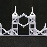 Конструктор Guidecraft PowerClix Frames Clear, 74 детали (G9203), фото 4