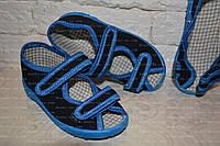 Тапочки детские, р. 24.  Nazo. Польская обувь., фото 1