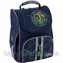 Ранець шкільний каркасний Education Kite Football K20-501S-2