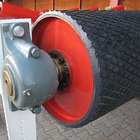 Футеровка барабанов 12 мм с протектором