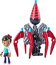 """Набір з героєм Рубі з мультфільму """"Рости механік"""", бур з машиною """"павук"""" , фото 3"""