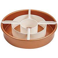 Форма для выпечки Copper Chef Perfect Cake Pan 24см