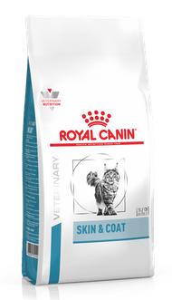 Сухой корм Royal Canin (Роял Канин) Skin Coat для кошек после стерилизации, при дерматозах, 1,5 кг