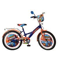 Велосипед детский PROF1 мульт 20д. PS2031