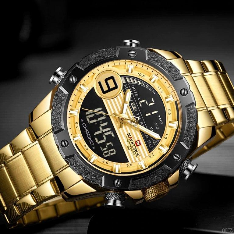 Часы мужские  Naviforce NF9146S