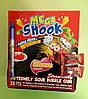 Жувальна гумка Mega Shook полуниця 200 штук (0,5)