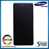 Дисплей Samsung N770 Galaxy Note 10 Lite Чёрный Black GH82-22055A оригинал!