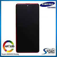 Дисплей Samsung N770 Galaxy Note 10 Lite Красный Red GH82-22055C оригинал!