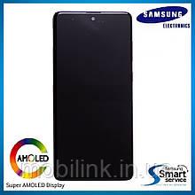 Дисплей Samsung N770 Galaxy Note 10 Lite Серый Silver GH82-22055B оригинал!