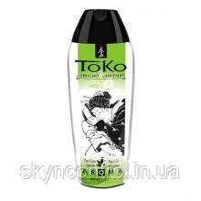 Лубрикант TOKO Aroma Pear & Exotic Green Tea, 165 мл