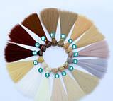 Волосся для ляльок (тресс) 15 * 100 см Колір 14, фото 3