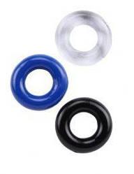 Набор колец Donut Rings-Assorted 3 Pack