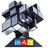 Кубик рубика Зеркальный серебряный Smart Cube SC351, фото 2