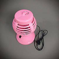 Ловушка для насекомых детская розового цвета