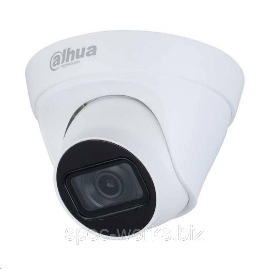 Видеокамера цветная IP DAHUA DH-IPC-HDW1230T1P-S4 (2.8 мм)