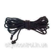 Веревка для связывания черная