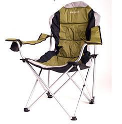 Туристическое кресло - шезлонг складное Ranger FC 750-052 Green