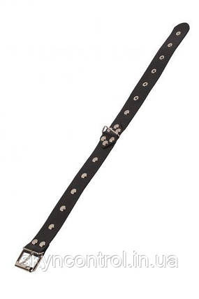 Ошейник Leather Restraints Collar, black, фото 2